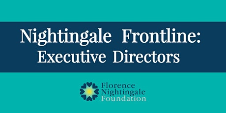 FNF Leadership Support Session for Executive Directors tickets