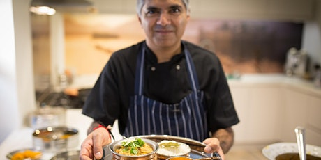 Vegetarian Indian Cookery with Minesh of TheKariClub.com tickets