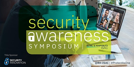 2021 RH-ISAC Security Awareness Symposium (Non-Members) tickets