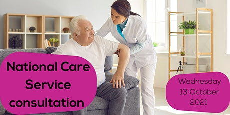 National Care Service consultation  for SDSS members tickets