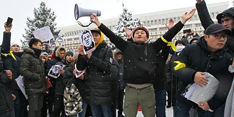 The Political Economy of Kyrgyzstan's Revolutions tickets