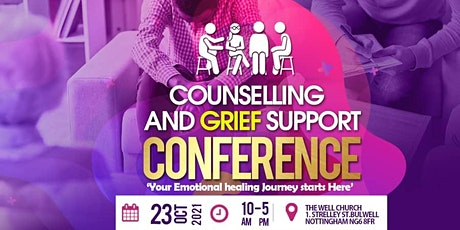Counselling and Grief Support Conference tickets