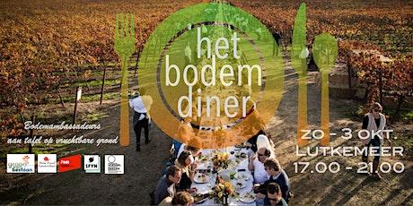 Bodem Diner: grond van bestaan tickets