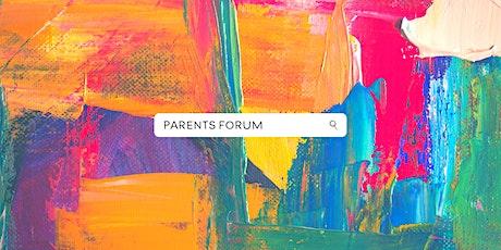Parent Forum (Poppleton) tickets