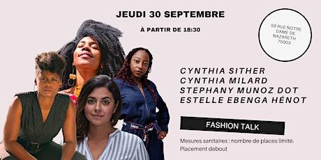 Fashion Talk - eeH Pop Up Paris Fashion Week tickets