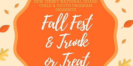 2021 Fall Festival & Trunk or Treat tickets