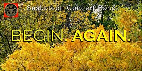 Saskatoon Concert Band October 2021 tickets