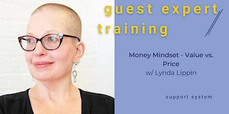 Money Mindset - Value vs. Price for Pilates Teachers & Fitness Pros tickets