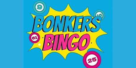 Bonkers Bingo in aid of Sligo Rovers FC tickets