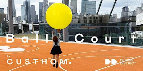 Ball Court tickets