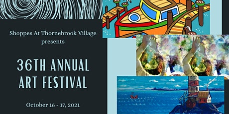 36th Annual Art Festival at Thornebrook tickets