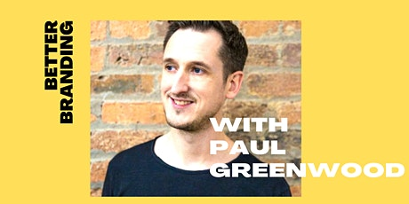 HOT Networking: Better Branding with Paul Greenwood tickets