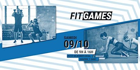 Les FITGAMES by Decathlon City Liège billets