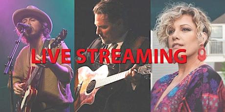 LIVE STREAMING of The Cold River Radio Show 9th Anniversary Celebration! biglietti