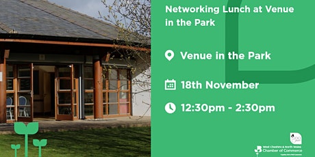 Networking Lunch at Venue in the Park tickets