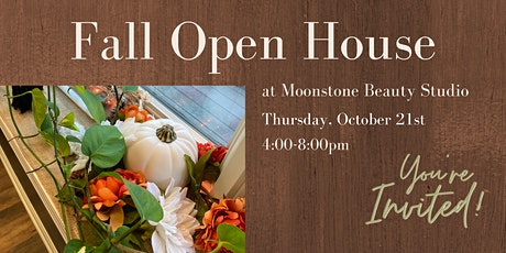 Moonstone Open House! tickets