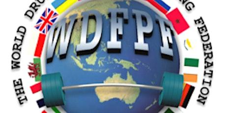 WDFPF World Full Power Championships  Castleblayney, Co Monaghan, Ireland tickets
