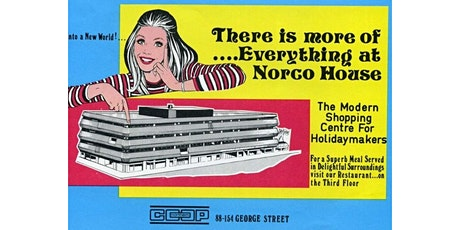 Shop Local - Brutalist Architecture - NORCO House Collage Workshop tickets