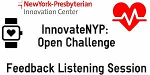 NewYork-Presbyterian InnovateNYP Open Challenge...