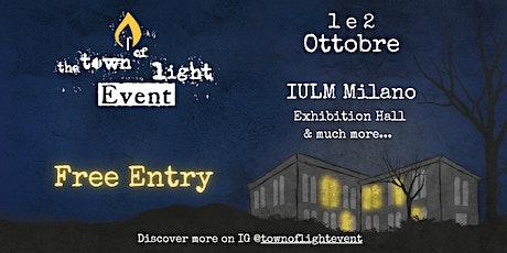 The Town of Light Event biglietti
