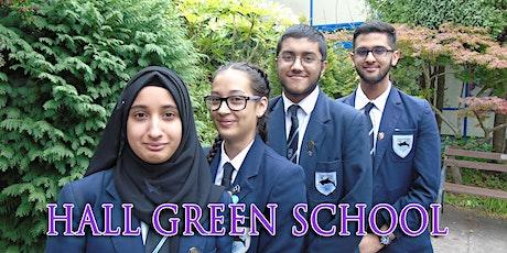 Hall Green School Open Days tickets
