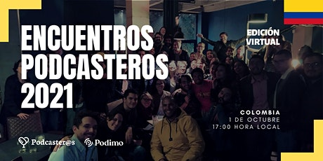 Encuentro Podcastero 2021 | Colombia entradas
