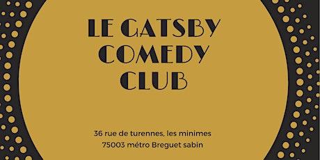 Le Gatsby Comedy billets