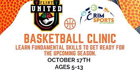 Crim Sports Basketball Clinic tickets