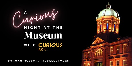 A Curious Night at the Museum tickets