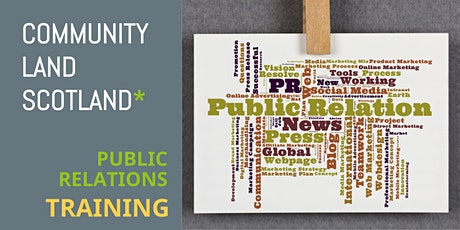 Public Relations training for Community Owners tickets