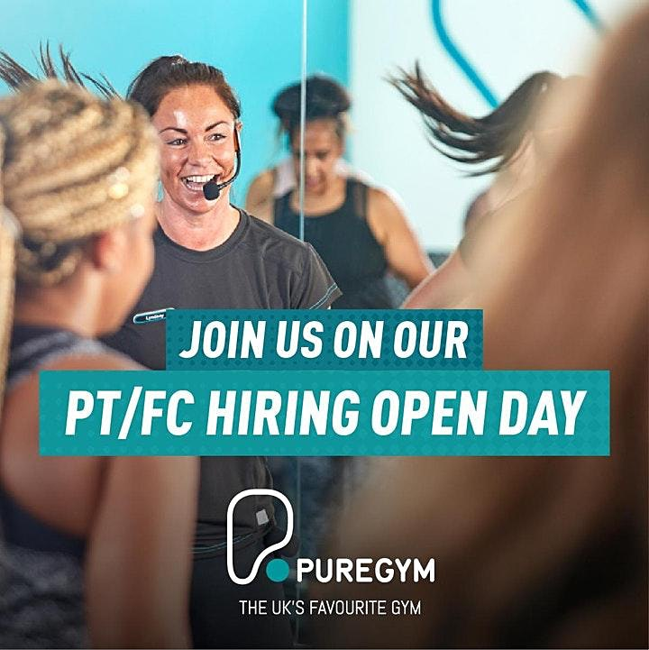 Personal Trainer/Fitness Coach Hiring Open Day - Central London image