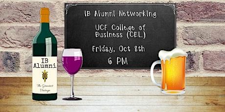 IB Alumni Networking Event tickets