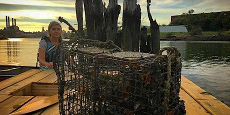 Bushwick Inlet Oyster Survey Fall 2021 tickets