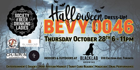 Bevy 0046 - A Mini Halloween Bevy! tickets