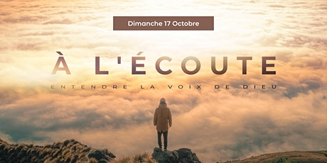Réunion du Dimanche 17 Octobre - Oasis Église Rive-Sud billets