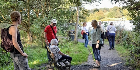 Guided Nature Walk - Moss Bank Park (4th October) tickets