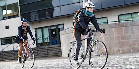 Glasgow Led Adult Bike Ride 6- COP26 tickets