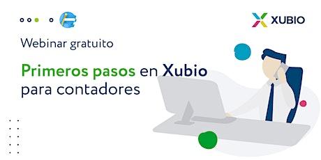 Webinar Arg: Primeros pasos en Xubio -  Contadores boletos
