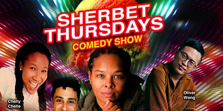 The J Spot Comedy Club Presents: Sherbet Thursdays Comedy Show tickets