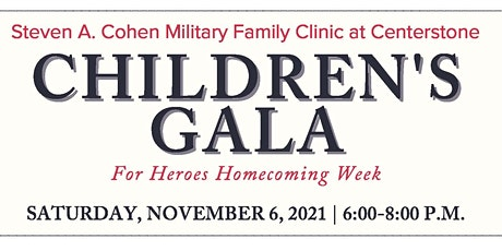 Steven A. Cohen Military Family Clinic at Centerstone Children's Gala tickets