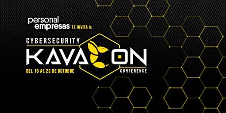 KavaCon Cybersecurity Conference 2021 entradas