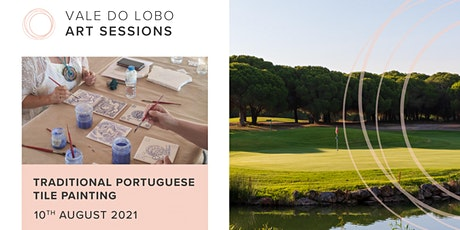 Traditional Portuguese Tile Painting Workshop tickets