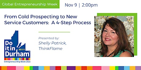 From Cold Prospecting to New Service Customers: A 4-Step Process tickets
