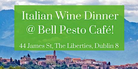 """""""Italian Wine Tasting Dinner, Viva Le Marche"""" tickets"""