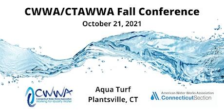 CWWA/CTAWWA Fall Conference 2021 tickets