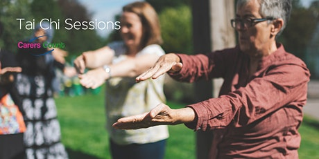 Weekly Tai Chi Sessions 11:00 - 11:30 tickets