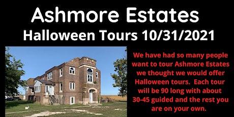 Halloween Daytime Tours tickets