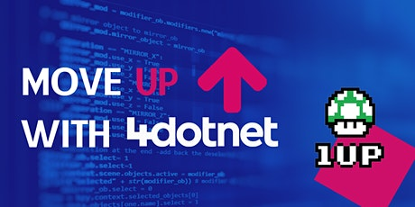 Move Up with 4Dotnet tickets