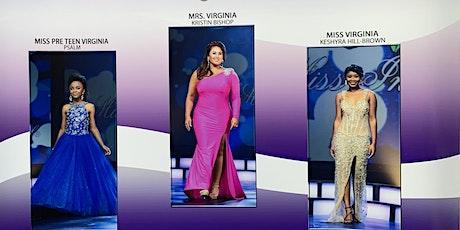 Virginia International Pageant Workshop tickets