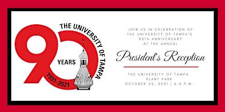 UT President's Reception   90th Anniversary Celebration tickets